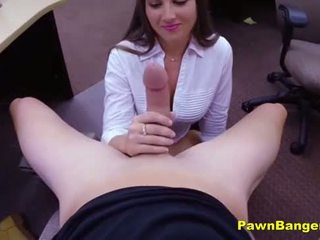 Hot Milf Takes A Huge Cock Up Her Tight Beaver For Cash