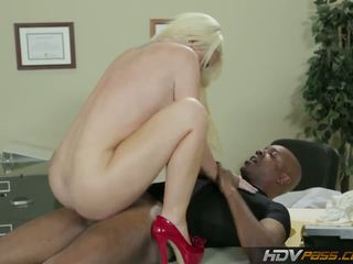 HDVPass Big Titty Nurse Alexis Ford Rides Dick
