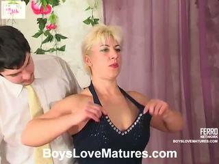 Penny adam mère et garçon vidéo