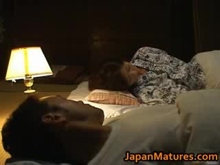 Chisato shouda fantastisk äldre japanska