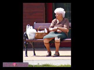 bbw, পুরাতন, grannies