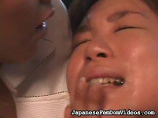 Mescolare di hardcore sesso vids da giapponese dominazione femminile video