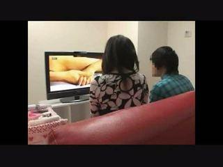 Matka i syn oglądanie porno razem eksperyment 4