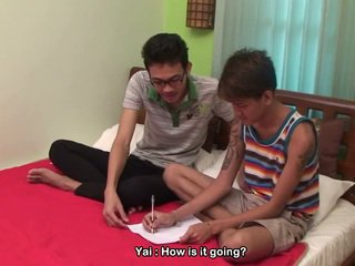Asian Student Fucked By Teacher's 8 In...