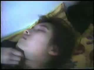 Sleeping Mature Woman Fingered Video