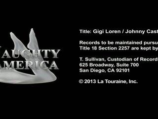 Sensuous Spanish Gigi Loren Cheats Ont...