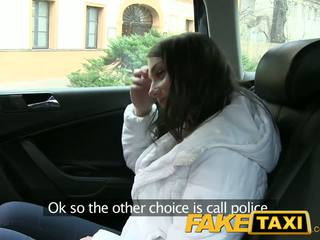 Faketaxi armas vene turist koos a kena tihke tussu