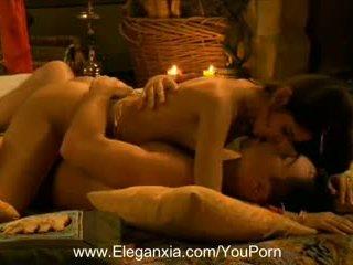 Erotický a krásný couples pohlaví
