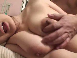 brunette, japanese, sex toy