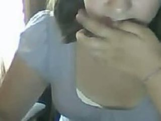 Hot And Shy Amateur On Webcam