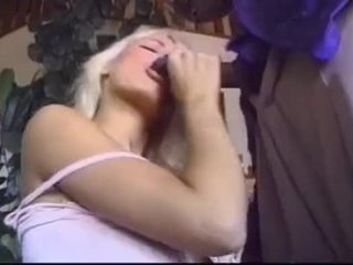 Staromodno interracial-sean michaels in anita blondinke