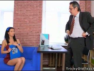 cazzo, studente, sesso hardcore