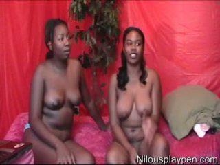 Nilou achtland & newbie msaquafinuh's (naked webcams tonen)