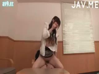 japonijos, blowjob, cumshot
