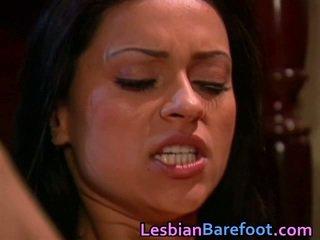 lesbian sex, foot fetish, pornstars