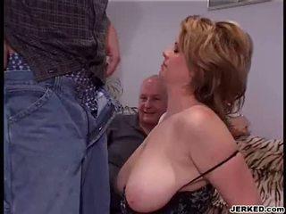 liels dicks, blowjob, lielas krūtis