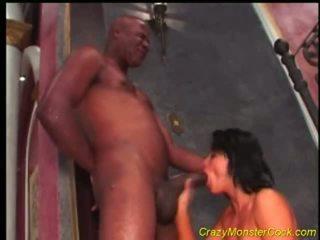 Erotisch latijn gets immense shaft