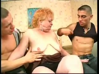 grannies, threesomes, เก่า + หนุ่ม