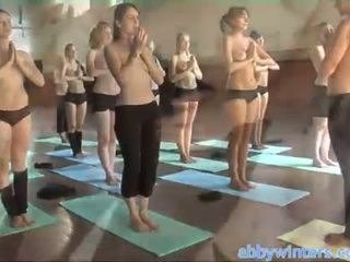 Nahý yoga