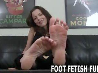 Es zināt cik līdz padarīt pēda freaks tāpat jums iet mežonīga: hd porno e8