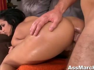 Sexy rumpe latina babe abella anderson anal knullet video