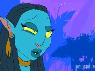 Avatar - Hot Na'vi Sex