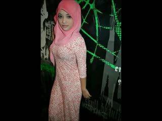 Turkish-arabic-asian hijapp zmiešať photo 14