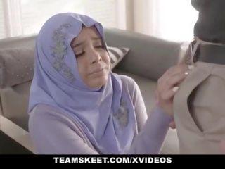 TeensLoveAnal - Analyzing Girl in Hijab