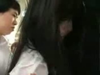 Saori hara в на влак