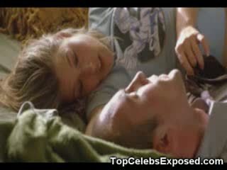 Angelina jolie lesbisch szene!