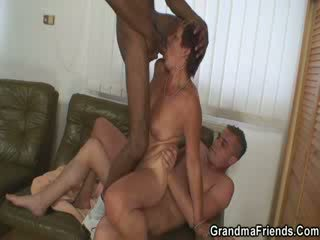 The mature prostitute is ripe for the fucking