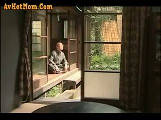 японски, баща, дъщеря
