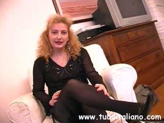 Italiaans rijpere geneukt matura italia