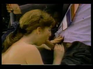grupu sekss, redheads, vīnogu raža