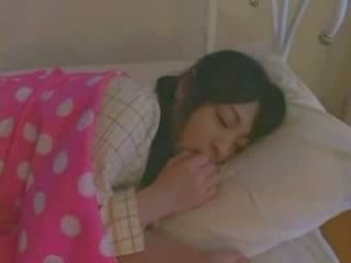 Tidur gadis kacau keras video