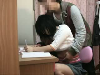 japanisch, voyeur, versteckte cams