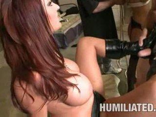 Maria bellucci humiliated 1