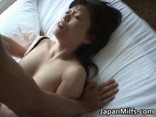 Horny japanese MILFS sucking and fucking part4