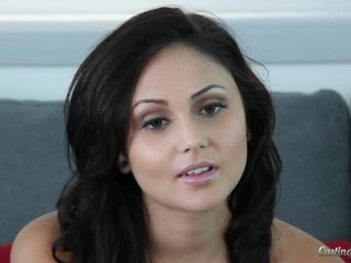 Ariana marie has haar casting in haar favor