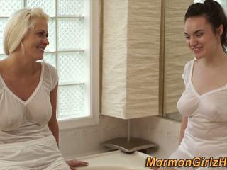 Kúpanie mormon misionárske, zadarmo mormons porno 73