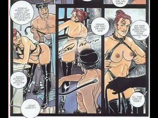 комикси, bdsm art
