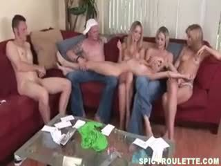 Very Funny Sex Competition Recorded On Video