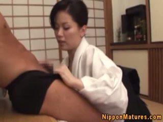 japonais, puma, maman