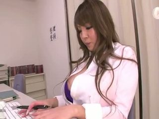 stor, stora bröst, kjol