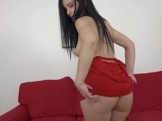 Filling Her Big Juicy Ass with Hot Cum after Fucking Her