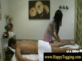 Masseuse gets a pangrasa of her new toy