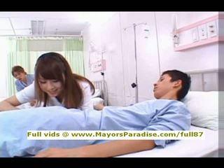 nurse, hospital, asian