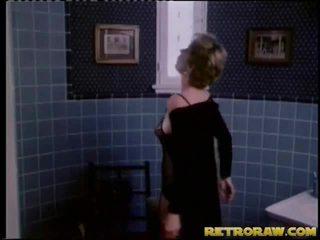 Washroom seduction