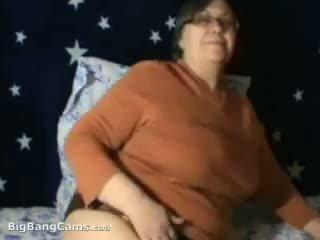 webcam, grandma, granny
