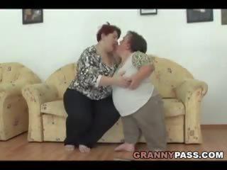 bbw, lesbiennes, grannies